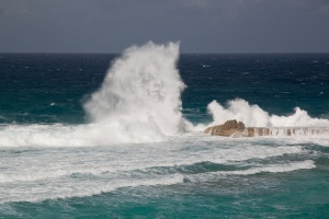 Crashing Waves by Tim Sackton, courtesy of Flickr