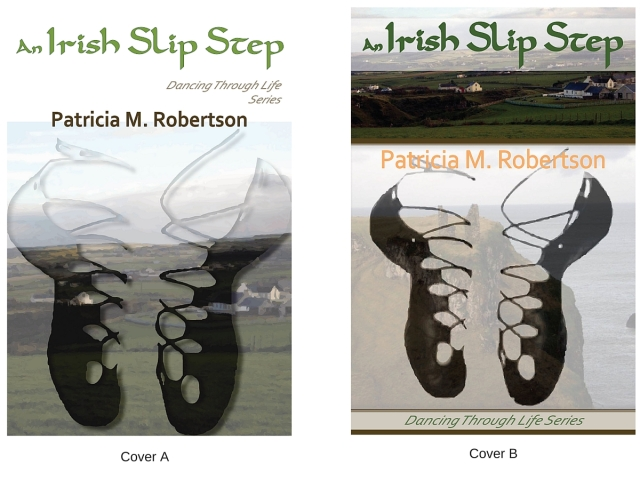 Cover choices - Irish Slip step
